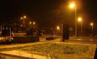 Osvetljena groblja u Rakovici